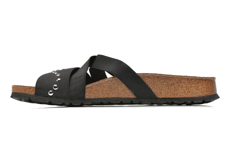 Mules & clogs Papillio Cosma Textile Black front view