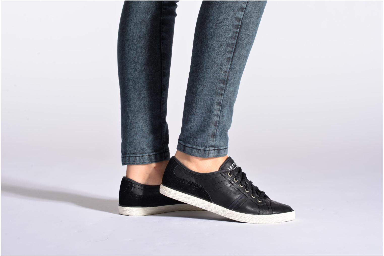 Sneakers Esprit Megan Lace Up 004 Zwart onder