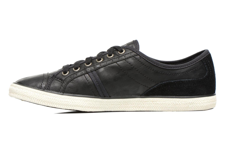 Sneakers Esprit Megan Lace Up 004 Zwart voorkant