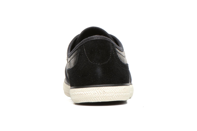 Sneakers Esprit Megan Lace Up 004 Zwart rechts