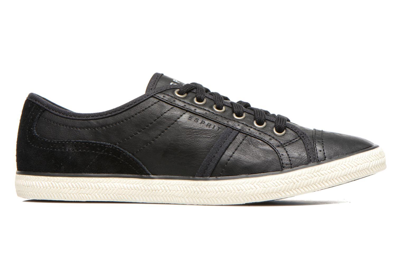 Sneakers Esprit Megan Lace Up 004 Zwart achterkant