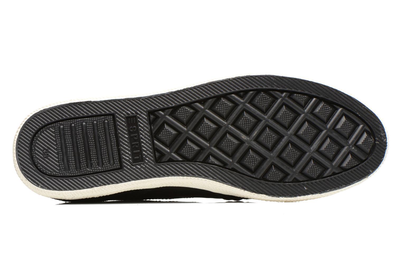 Sneakers Esprit Megan Lace Up 004 Zwart boven
