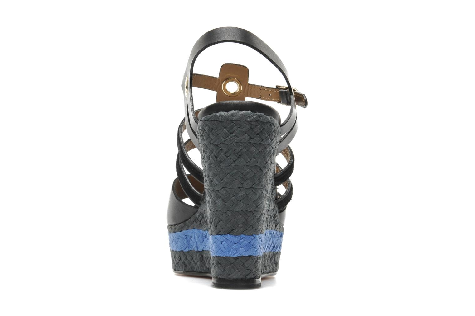 Sandals Sonia Rykiel Izane Black view from the right