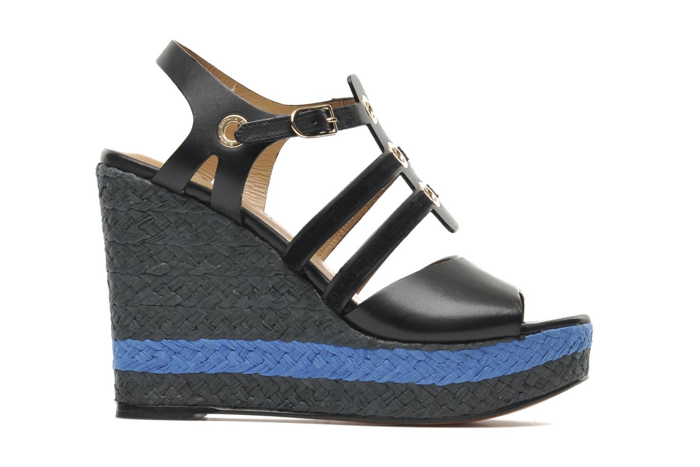 Sandales et nu-pieds Sonia Rykiel Izane Noir vue derrière
