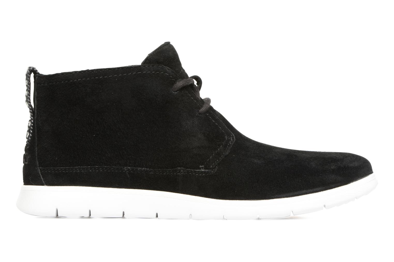 Chaussures à lacets UGG Freamon Noir vue derrière