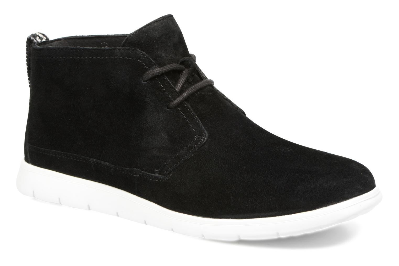Chaussures à lacets UGG Freamon Noir vue détail/paire