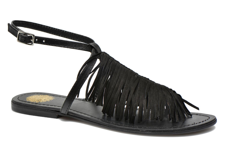 Sandales et nu-pieds Tormaline Playa Noir vue détail/paire
