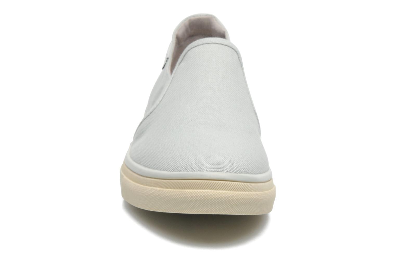 Baskets Esprit Yendis slip on 040 Vert vue portées chaussures