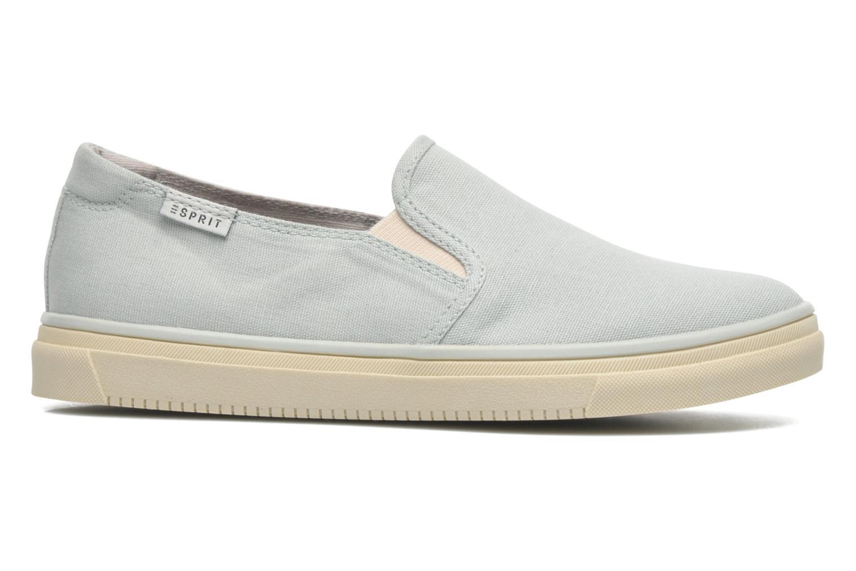 Sneakers Esprit Yendis slip on 040 Groen achterkant