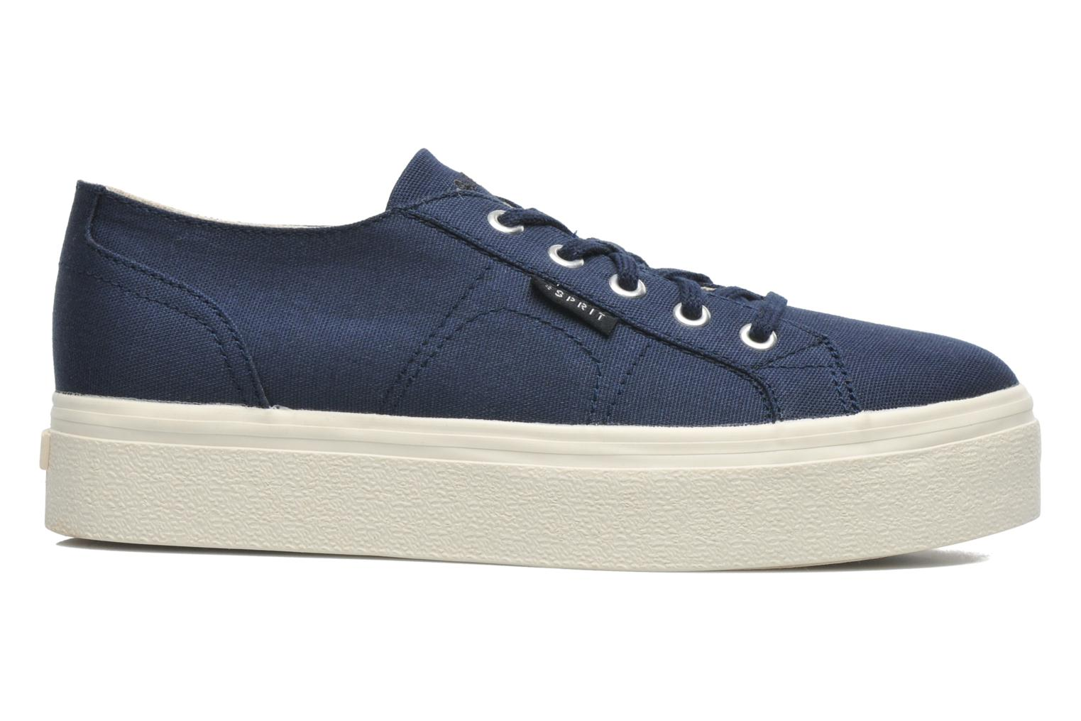 Trainers Esprit Starry Lace up 045 Blue back view