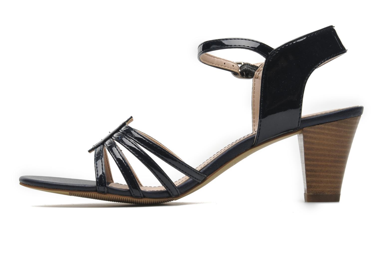 Sandales et nu-pieds Esprit Tessa Sandal 022 Bleu vue face