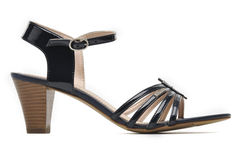 Sandales et nu-pieds Esprit Tessa Sandal 022 Bleu vue derrière