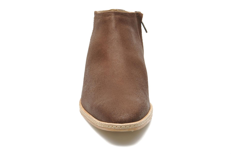 Bottines et boots H By Hudson Shift Marron vue portées chaussures