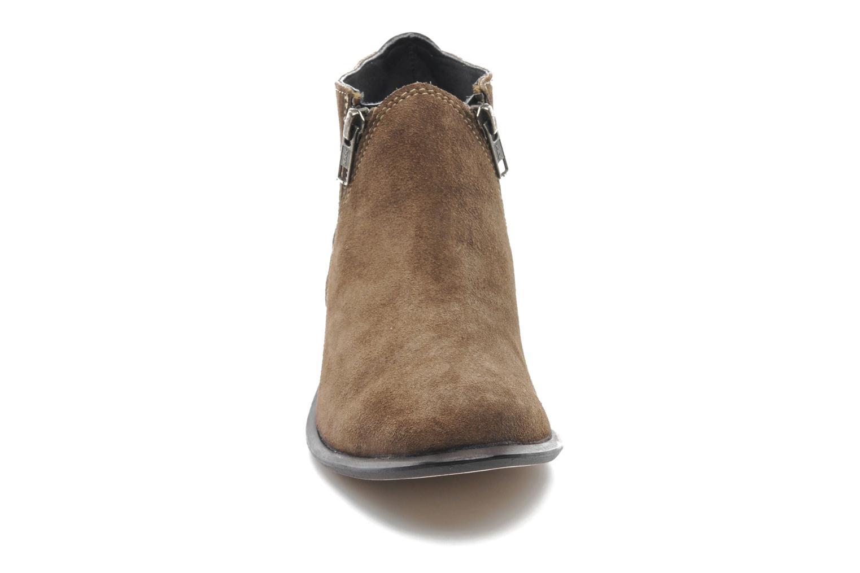 Boots en enkellaarsjes H By Hudson Jilt Bruin model