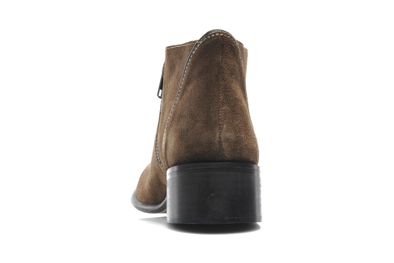 Boots en enkellaarsjes H By Hudson Jilt Bruin rechts