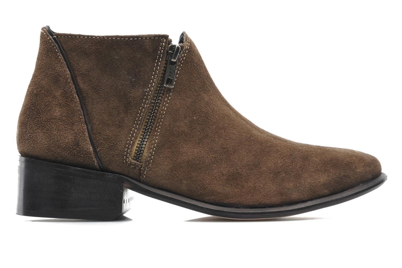 Boots en enkellaarsjes H By Hudson Jilt Bruin achterkant