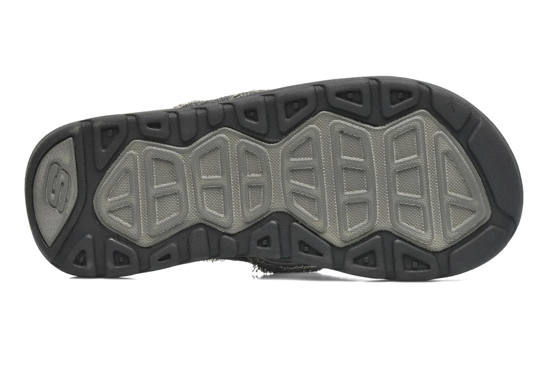 Slippers Skechers Supreme Bosnia 64152 Grijs boven