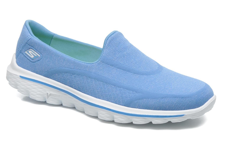 Vous Par Skechers Blauwe Slip-on Sneakers Skechers AjhUg