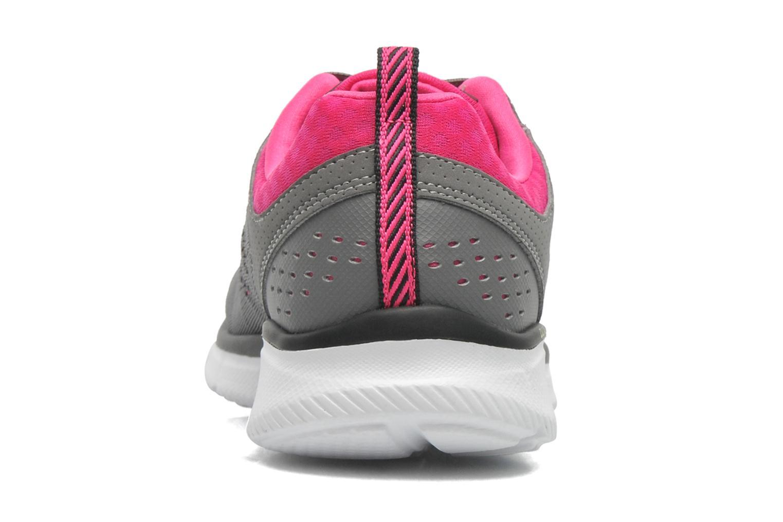 Sneaker Skechers Equalizer New Milestone 11897 grau ansicht von rechts
