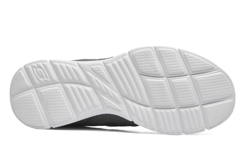 Sneaker Skechers Equalizer New Milestone 11897 grau ansicht von oben