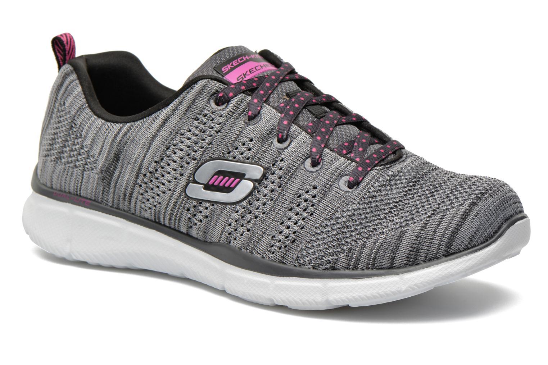 Sneaker Skechers Equalizer First Rate 12033 grau detaillierte ansicht/modell