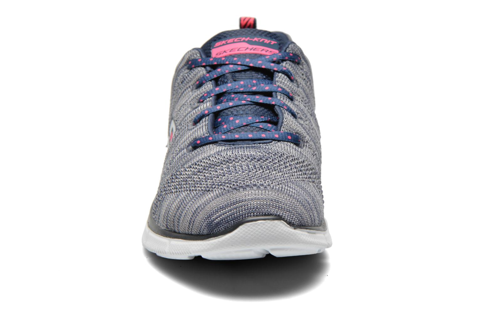 Sneakers Skechers Equalizer First Rate 12033 Grijs model