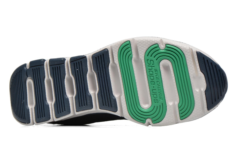 Baskets Shape-Ups Liv 99999830 Bleu vue haut