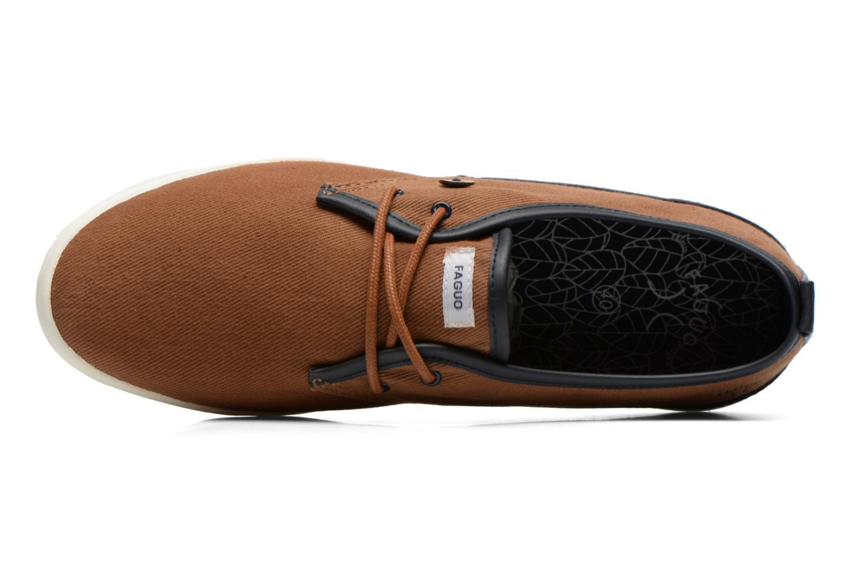 Sneakers Faguo Tea M Bruin links