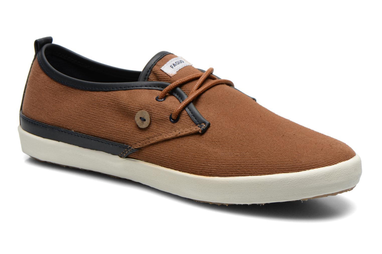 Sneakers Faguo Tea M Bruin detail