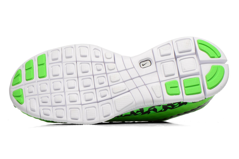 Sneaker Nike NIKE FREE HYPERVENOM (GS) grün ansicht von oben