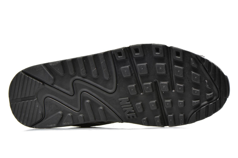 Sneaker Nike AIR MAX 90 FB (GS) schwarz ansicht von oben