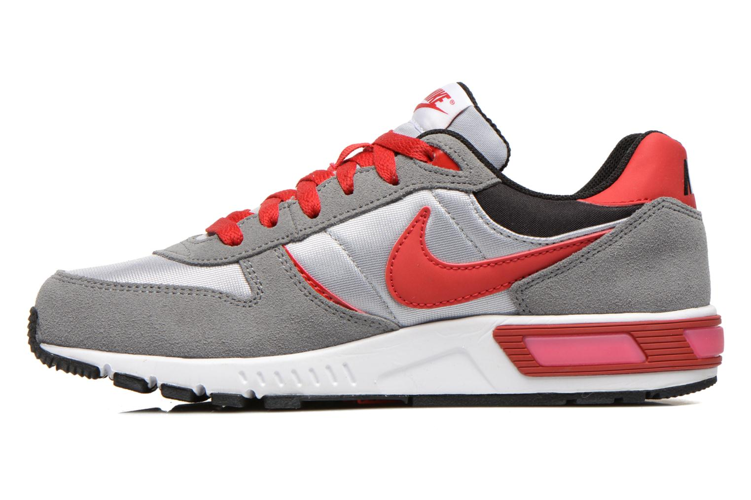Trainers Nike NIKE NIGHTGAZER (GS) Grey front view