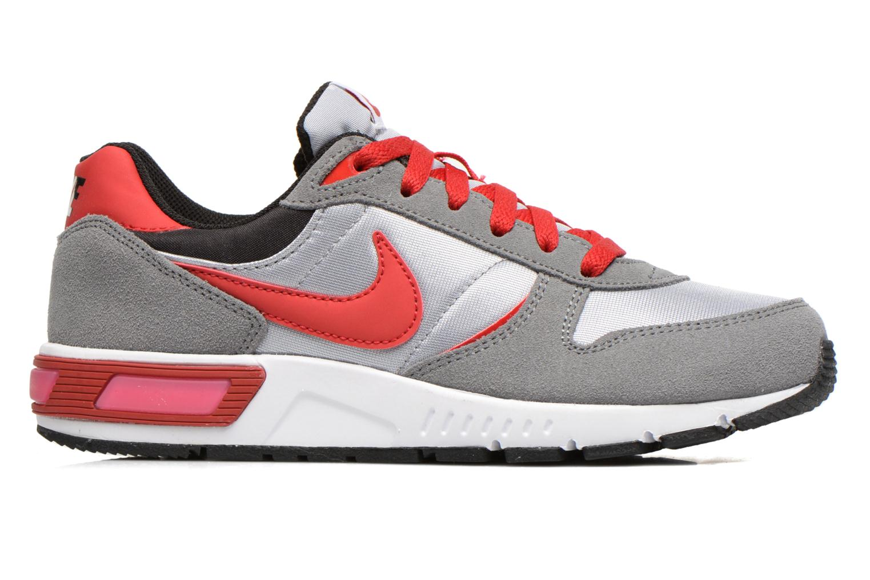 Trainers Nike NIKE NIGHTGAZER (GS) Grey back view