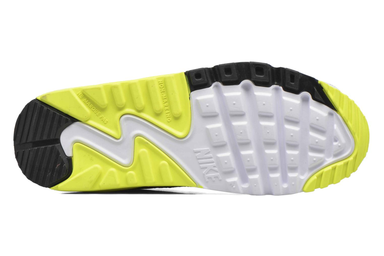 Deportivas Nike NIKE AIR MAX 90 MESH (GS) Negro vista de arriba