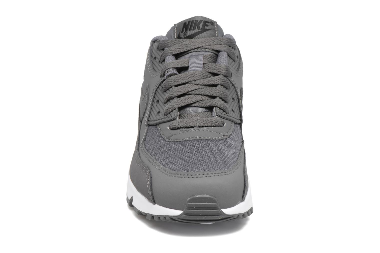 Deportivas Nike NIKE AIR MAX 90 MESH (GS) Gris vista del modelo