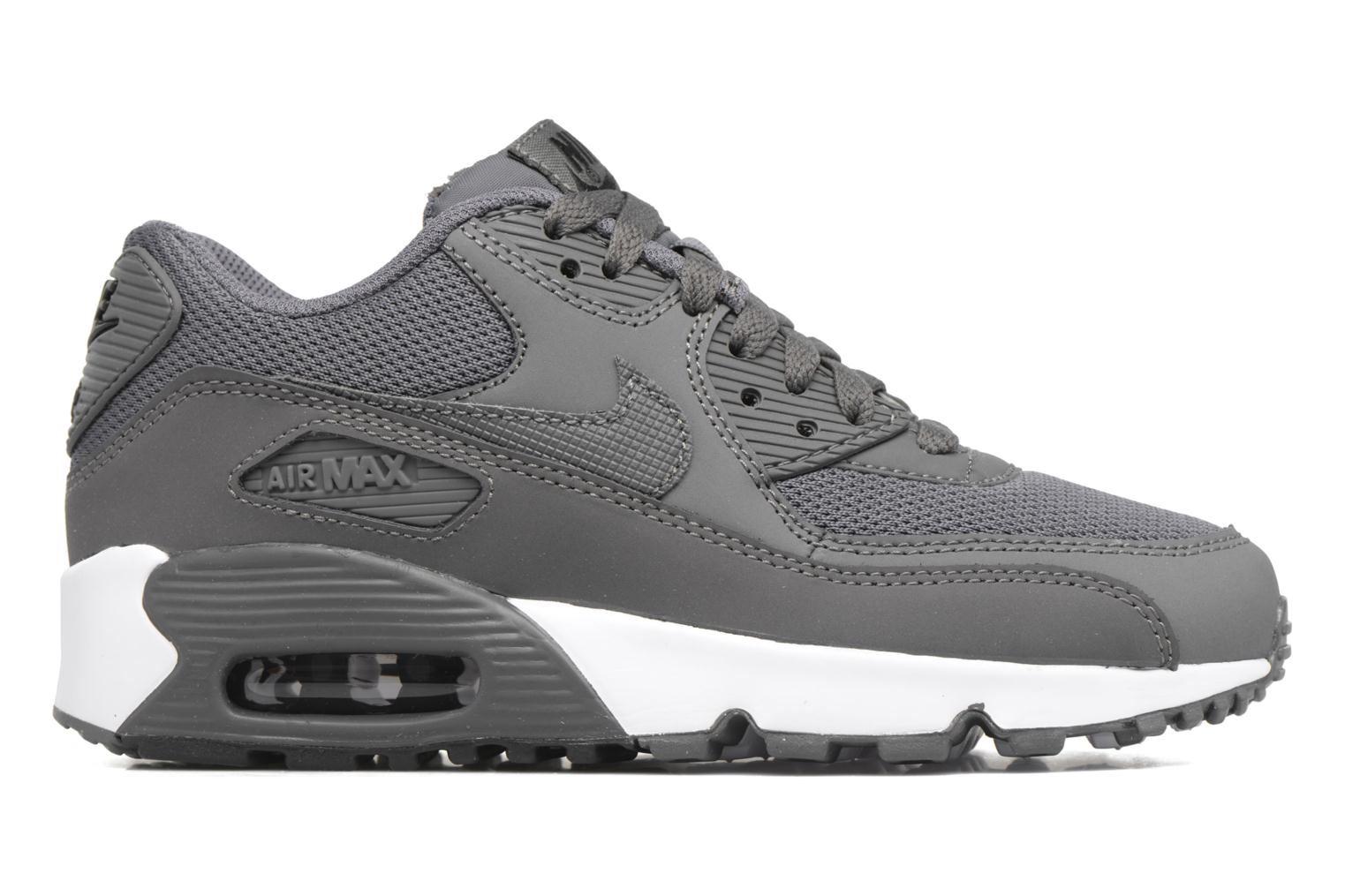 NIKE AIR MAX 90 MESH (GS) Dark Grey/Dark Grey-Black-White