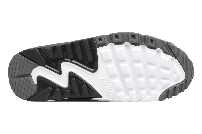 Deportivas Nike NIKE AIR MAX 90 MESH (GS) Gris vista de arriba