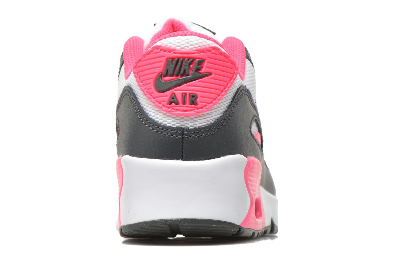 Sneaker Nike NIKE AIR MAX 90 MESH (PS) grau ansicht von rechts