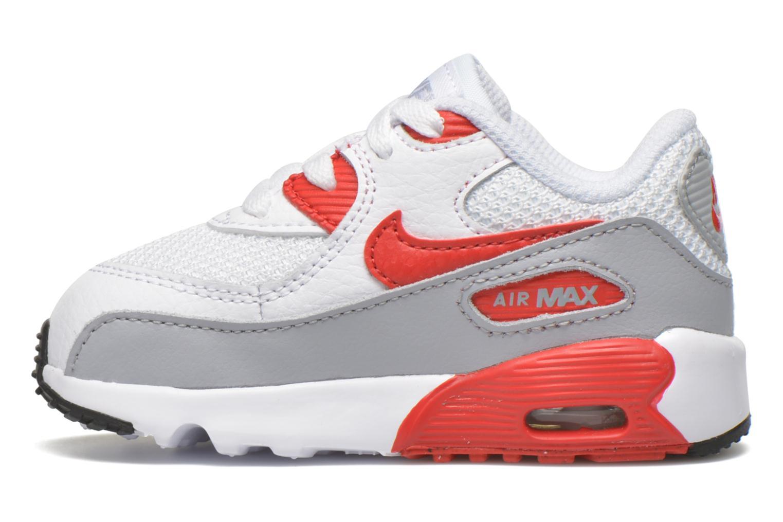 Sneakers Nike NIKE AIR MAX 90 MESH (TD) Wit voorkant