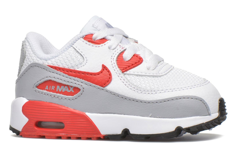 Sneaker Nike NIKE AIR MAX 90 MESH (TD) weiß ansicht von hinten
