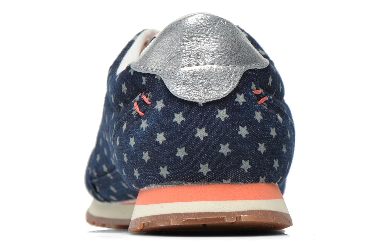 Trainers Pepe jeans Sydney Multicolor view from the right