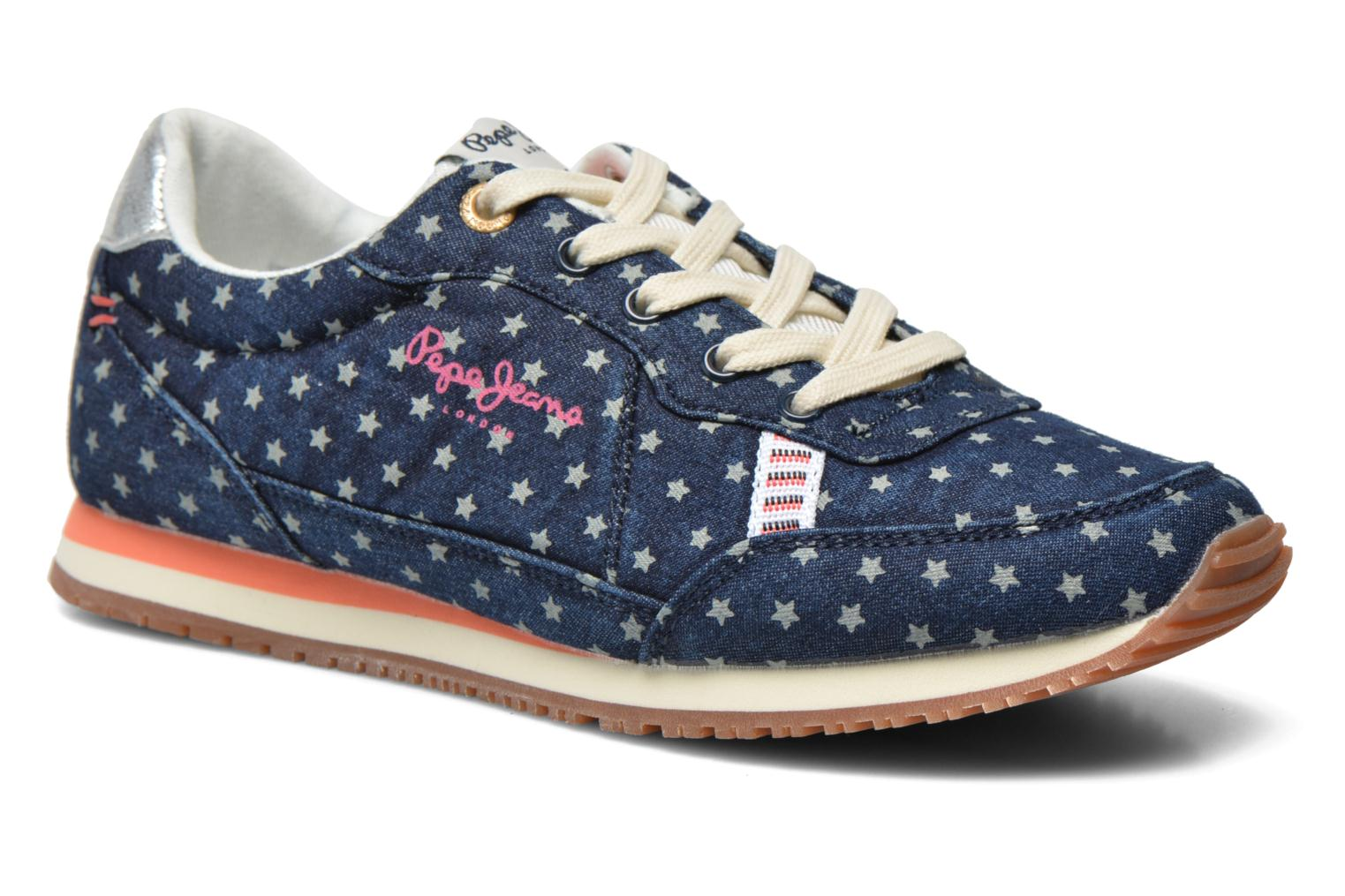 Trainers Pepe jeans Sydney Multicolor detailed view/ Pair view