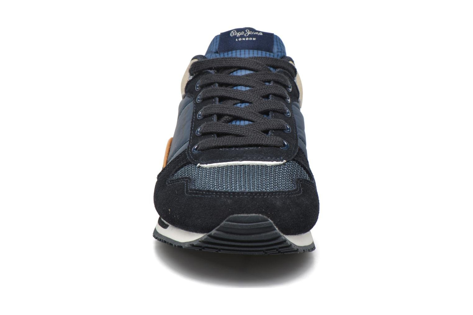 Trainers Pepe jeans Sydney Blue model view