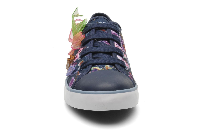 Sneakers Geox J CIAK G. B - TESS.ST. Blauw model