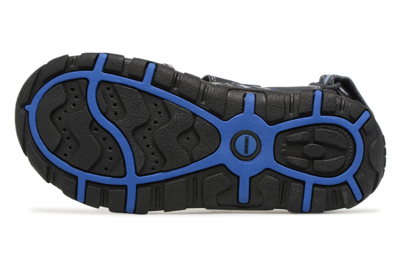 Sandali e scarpe aperte Geox J S.STRADA A J4224A Azzurro immagine dall'alto