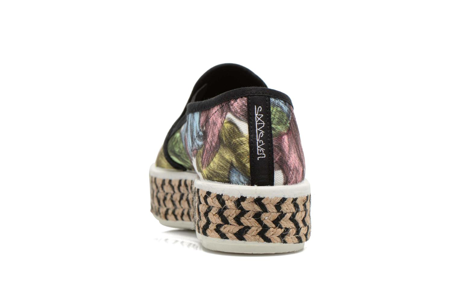 Espadrilles Sixty Seven Leah Multicolor view from the right