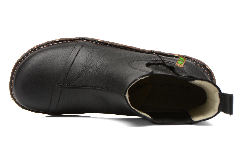 Stiefeletten & Boots El Naturalista Yggdrasil N158 schwarz ansicht von links