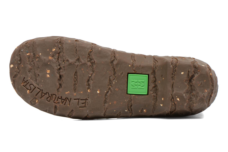 Stiefeletten & Boots El Naturalista Yggdrasil N158 schwarz ansicht von oben