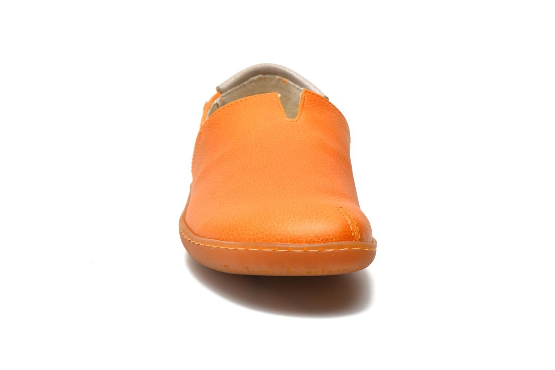 Loafers El Naturalista El Viajero N275 W Orange model view