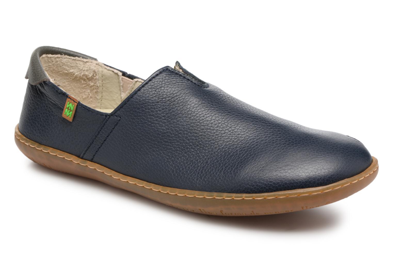 Zapatos promocionales El Naturalista El Viajero N275 W (Azul) - Mocasines   Casual salvaje